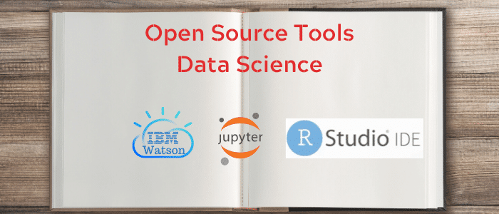 Open Source Tools for Data Science